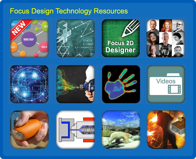 Focus eLearning image button